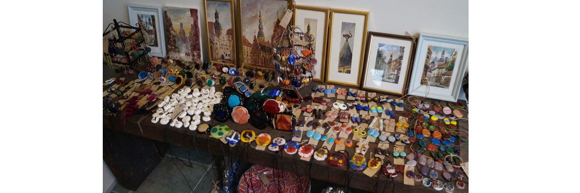 Art Jewellery in Latvia