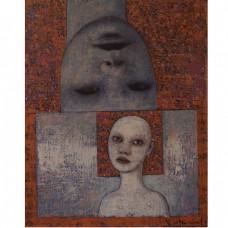 """glezna """"Divas sievietes"""""""